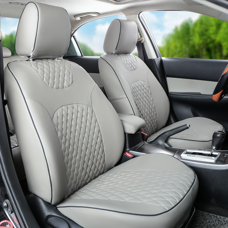 Auto Seat Cover For Nissan Fuga Car Covers PU Leather Car