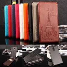Buy Brand HongBaiwei Embossed Eiffel Tower Wallet Case Lenovo Vibe P1 M P1M Vertical Flip Leather Cover Card Slot for $4.22 in AliExpress store