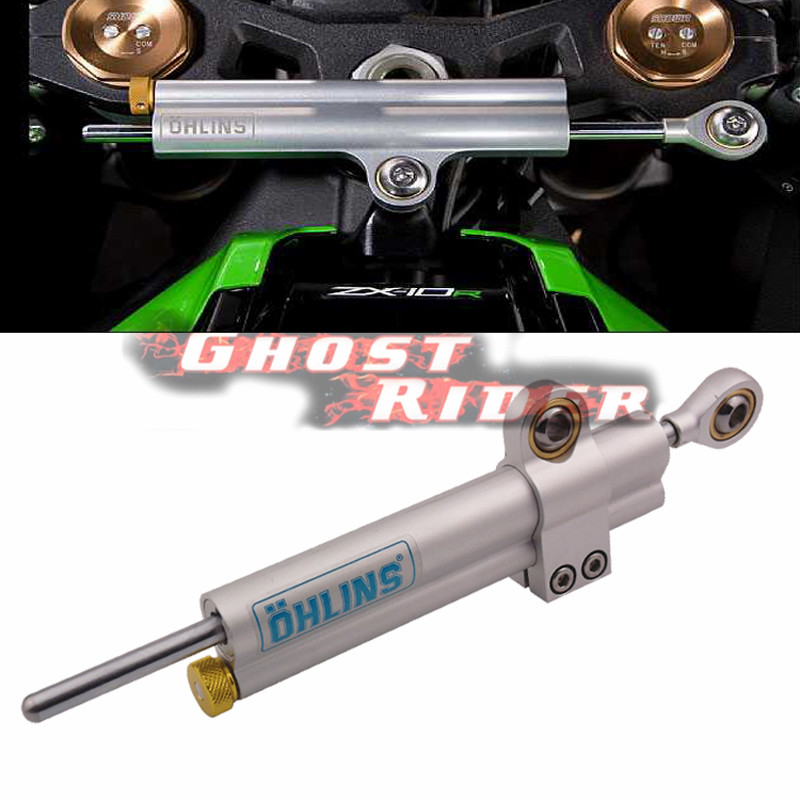 Free shipping ! Motorcycle OHLINS Steering Damper For YZF1000 R1 YZF600 R6 XJR400 S1000 S1000RR <br><br>Aliexpress