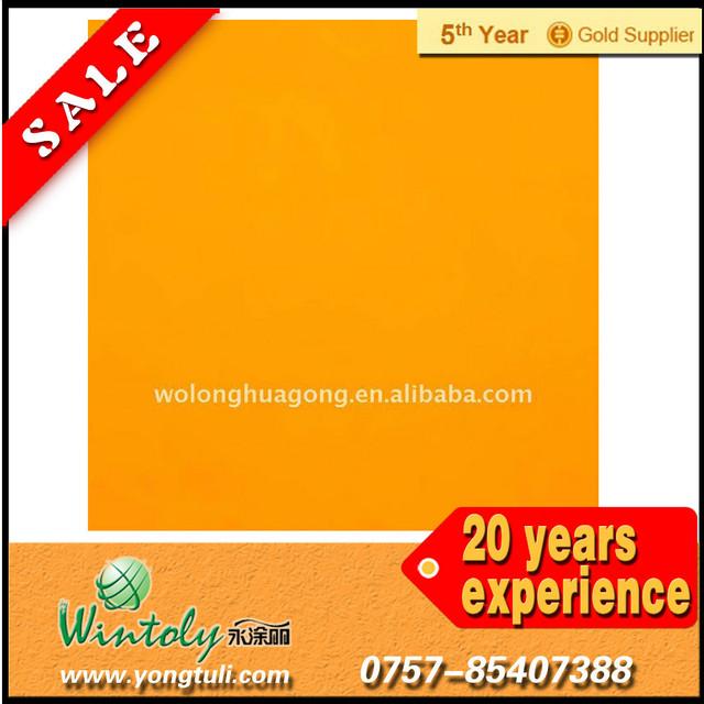 Hot sell !powder coating ,epoxy polyester powder coating ,orange RAL 2004 ,free shipping