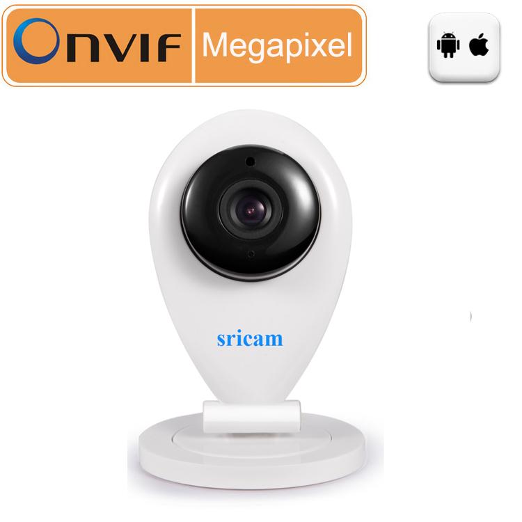 Камера наблюдения SRICAM P2P IP/720p HD Wifi CCTV SP009 серии sp 720p мегапиксельная камера беспроводной ик камера ip сети для sp005