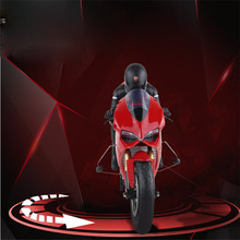 1Piece 2016 New   RC Motorcycle Boys Electric Motorcycle  Toys(China (Mainland))