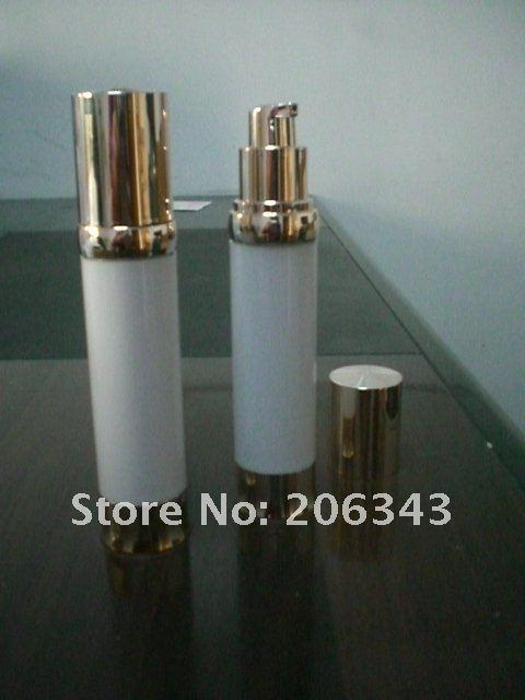 40ml airless plastic lotion bottle with airless pump used for Cosmetic Packaging<br><br>Aliexpress