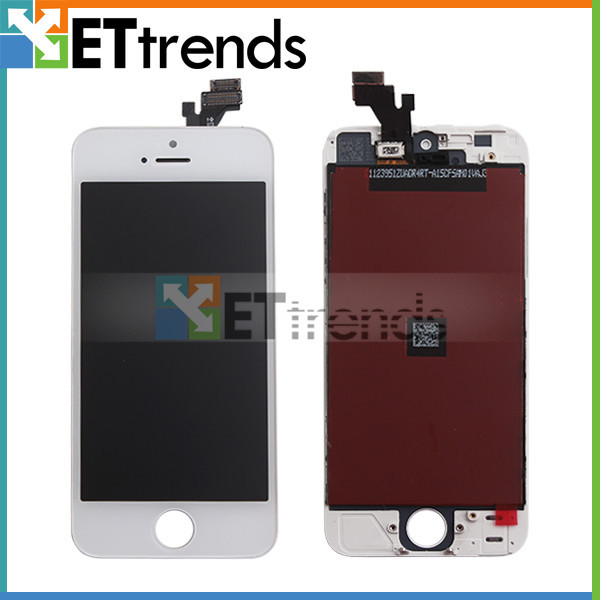 2 LCD iPhone 5 lcd Display Digitizer Assembly Touch Glass Screen Complete DHL - ETtrends Group Limited store