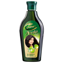 Hot Sale Indian Dabur Amla Hair Oil Indian Natural herbal treatment  for hair care  protect damaged hair  moisture hair 180ml(China (Mainland))
