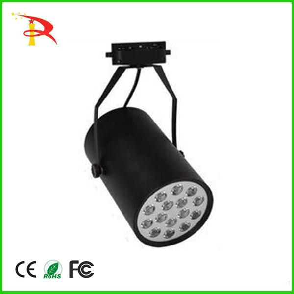buying online in china led spot light,led lighting CE ROHS led track light 15W 2800K-6500K high lumen(China (Mainland))