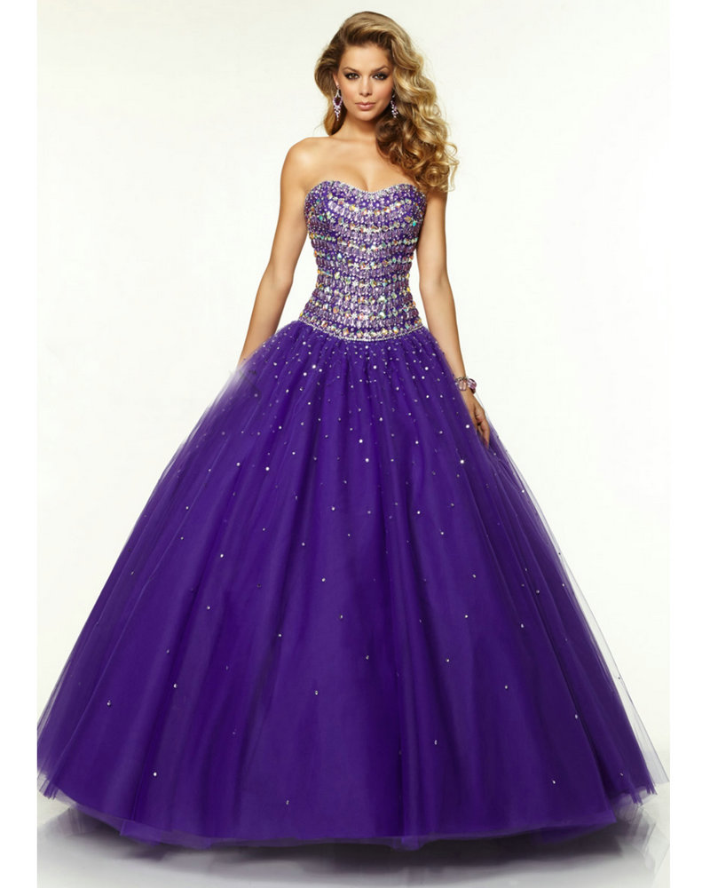 Princess Prom Dresses Plus Size Prom Dresses
