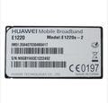 E1220S 2 Hua Wei DataCard Internal Antenna WIFI SIM Slot UltraStick for 3G win8 tablet PAD