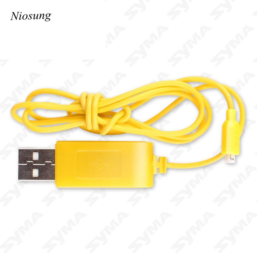 RC Helicopter Syma S107 S105 USB Mini USB Connector Charger Charging Cable Parts wholesale(China (Mainland))
