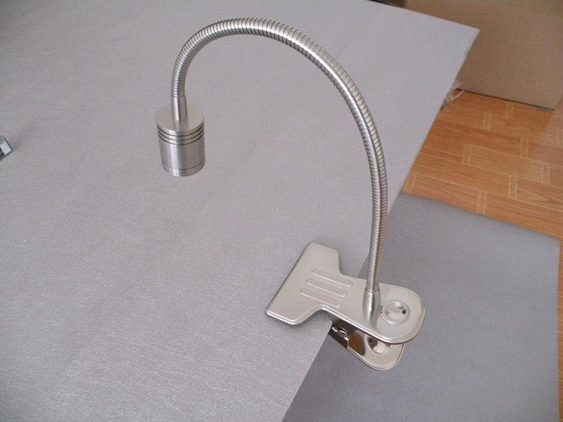 Free-shipping-2pcs-lot-Metal-made-Clip-LED-table-Light ...