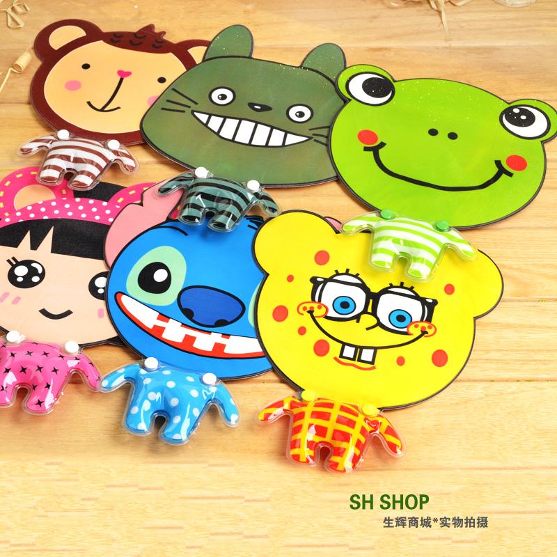 Free shipping Shining cartoon wrist support mouse pad pvc mouse pad mouse pad wrist support cooler bag(China (Mainland))