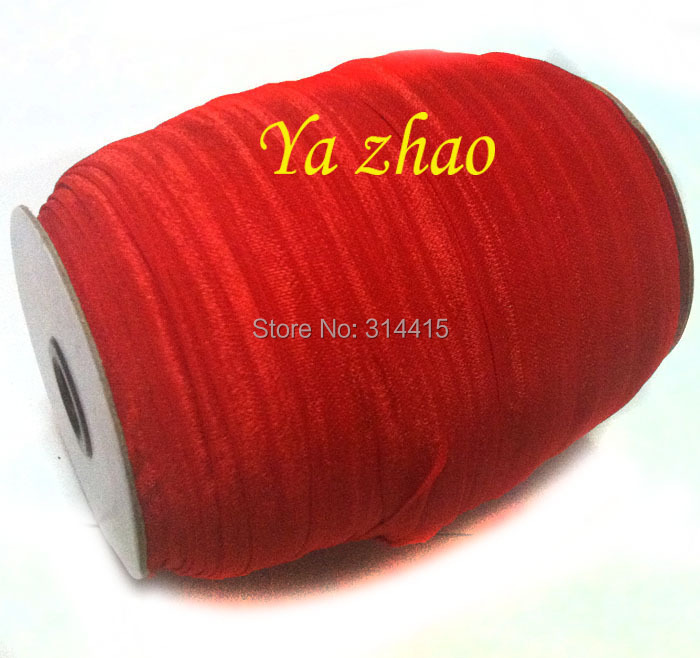 "5/8"" Solid Color FOE Elastic Ribbon FOE ribbon 50yard/lot 16 color IN stock Free shipping By EMS Express(China (Mainland))"