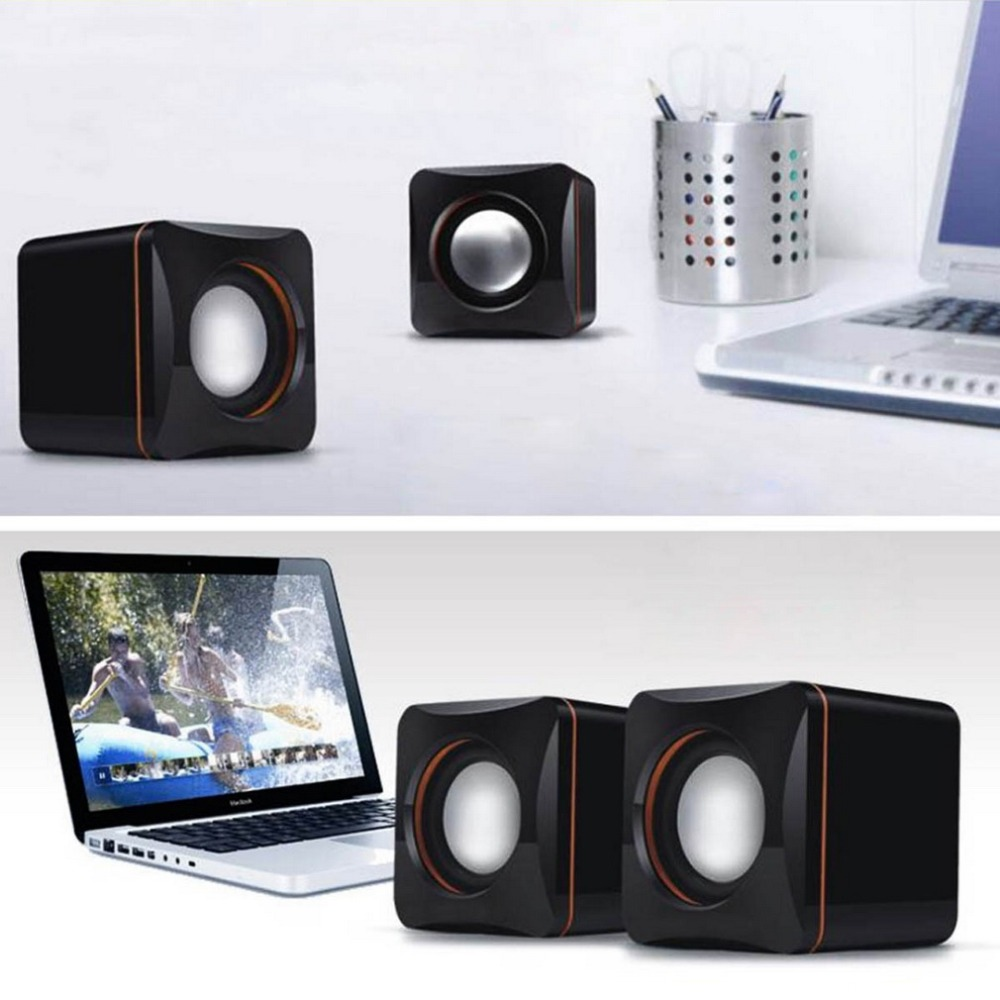 1pc Mini Portable USB Audio Music Player Speaker for iPhone MP3 Laptop PC Wholesale Store(China (Mainland))