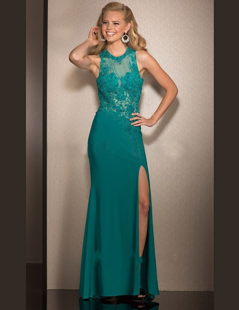 Mother Of The Bride Dresses Teal 48