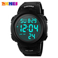 Fashion Men Sports Watches skmei Brand LED Electronic Digital Watch 50M Waterproof Outdoor Dress Wristwatches Military