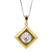 New arrival Noproblem 99.999% pure germanium bead lady jewelry pendant necklaces(Hong Kong,China)