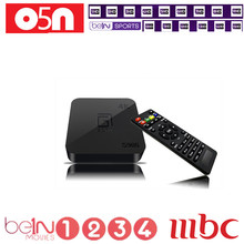 Buy Arabic French IPTV Android TV Box Amlogic S905 Quad Core Google Android 5.1 1GB RAM 8GB ROM Support 4K H.265 IPTV Set Top Box for $52.70 in AliExpress store