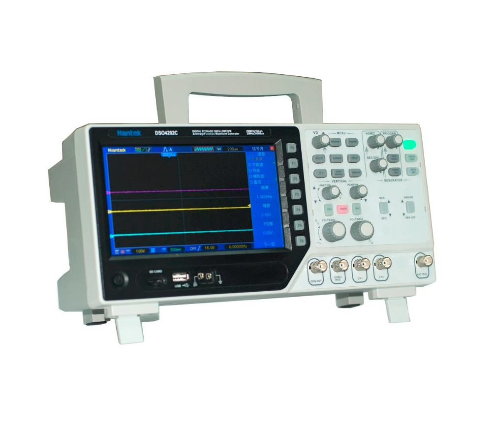 Function Generator And Oscilloscope : New hantek dso c channel digital oscilloscope