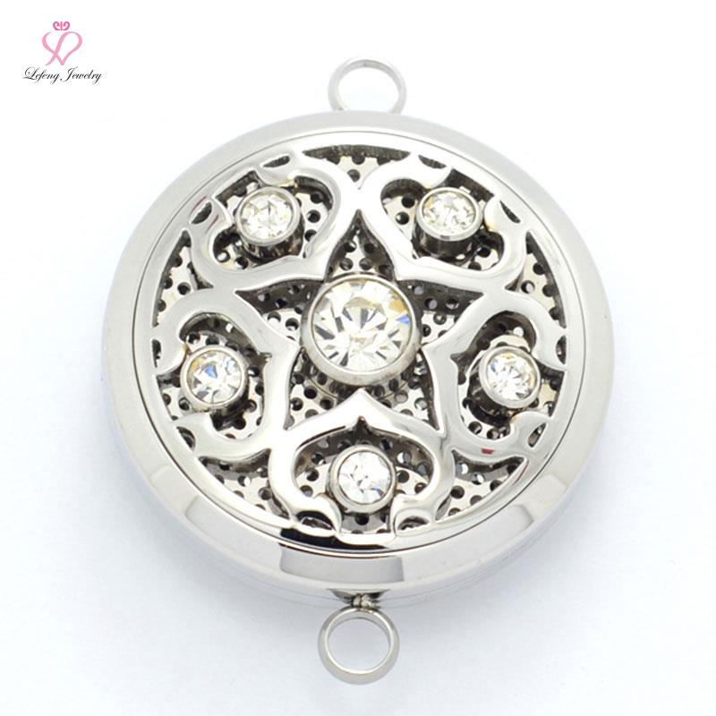 aliexpress buy 2 style 38mm silver magnetic solid