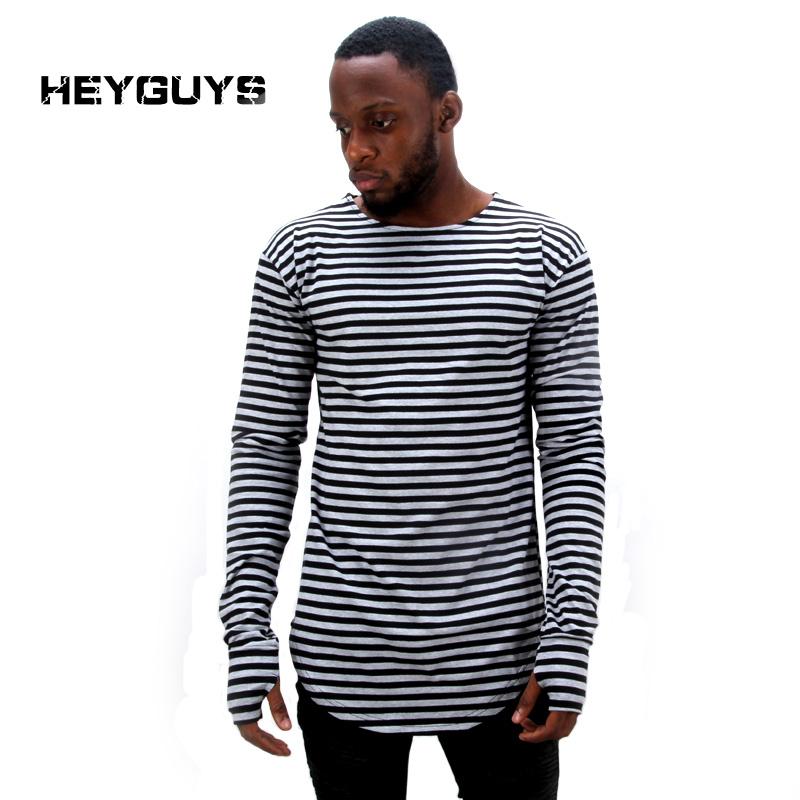 Buy Heyguys 2016red Striped T Shirt