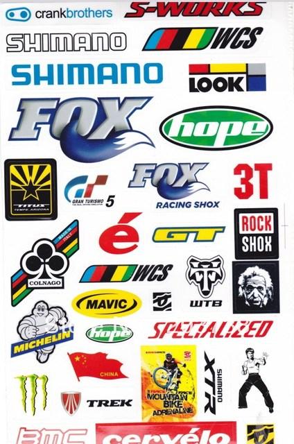 moutain bicycle frame stickers,bike sticker, bicycle brand sticker,helmet,frame sticker,motorcylcecar sticker,Bike accessories