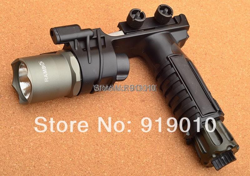 Оружейные осветительные приборы из Китая