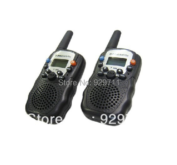 1 ZWT-388 Mini children's family civilian walkie-talkie couple small - bin lai's store