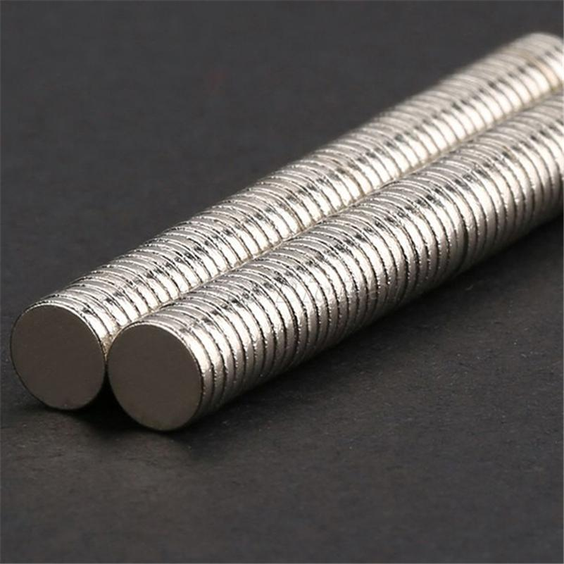 100 pcs disc rare earth neodymium super strong magnets n35 On super strong magnets for crafts