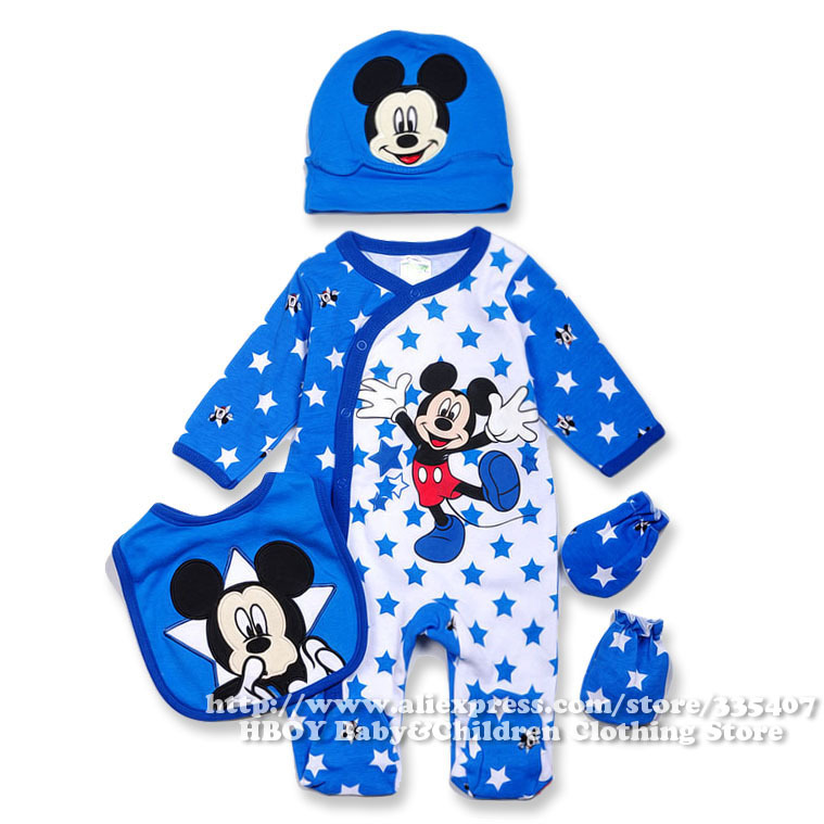Wrap your little one in custom Mickey Mouse baby clothes. Cozy comfort at Zazzle! Personalized baby clothes for your bundle of joy. Choose from huge ranges of designs today!