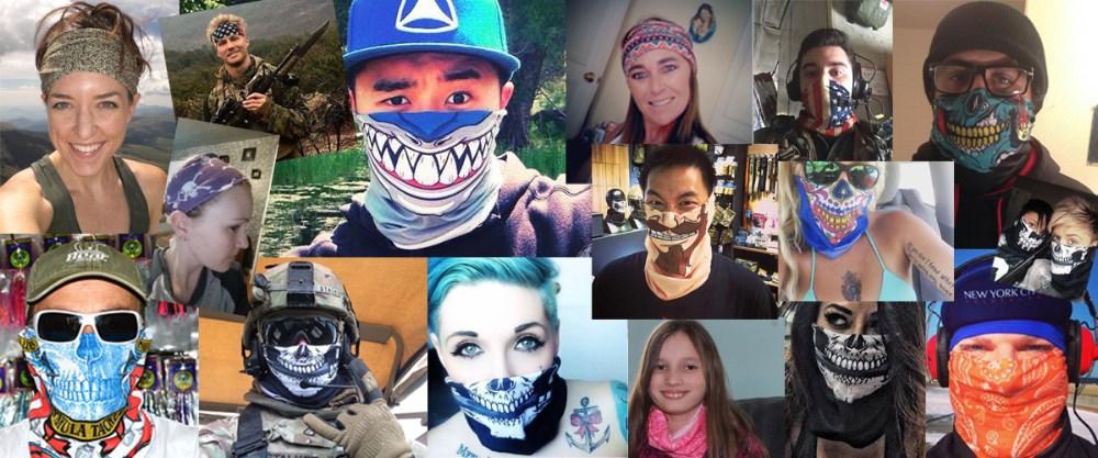 2015 новинка байкер банданы бесшовные банданы головные уборы спорт шарф магия повязка на голову повод-горловиной маска обернуть