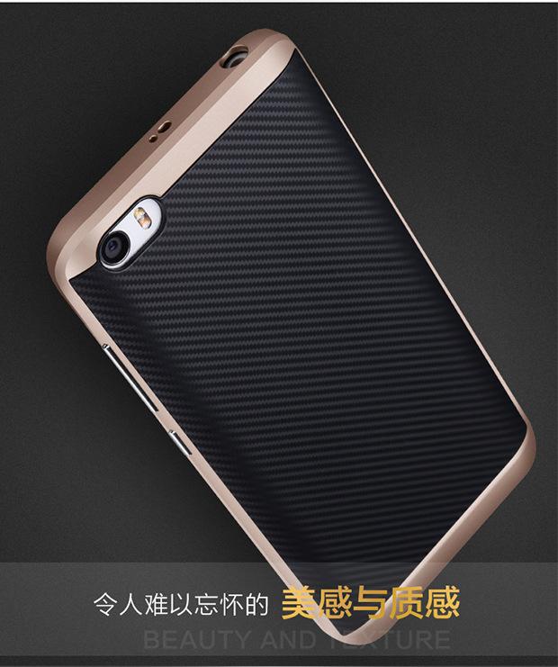 Case For Xiaomi MI 5 4S luxury TPU + PC Silicone Cover Full Protection Cases Frame Shell Mi5 Original Mobile phone Accessorie