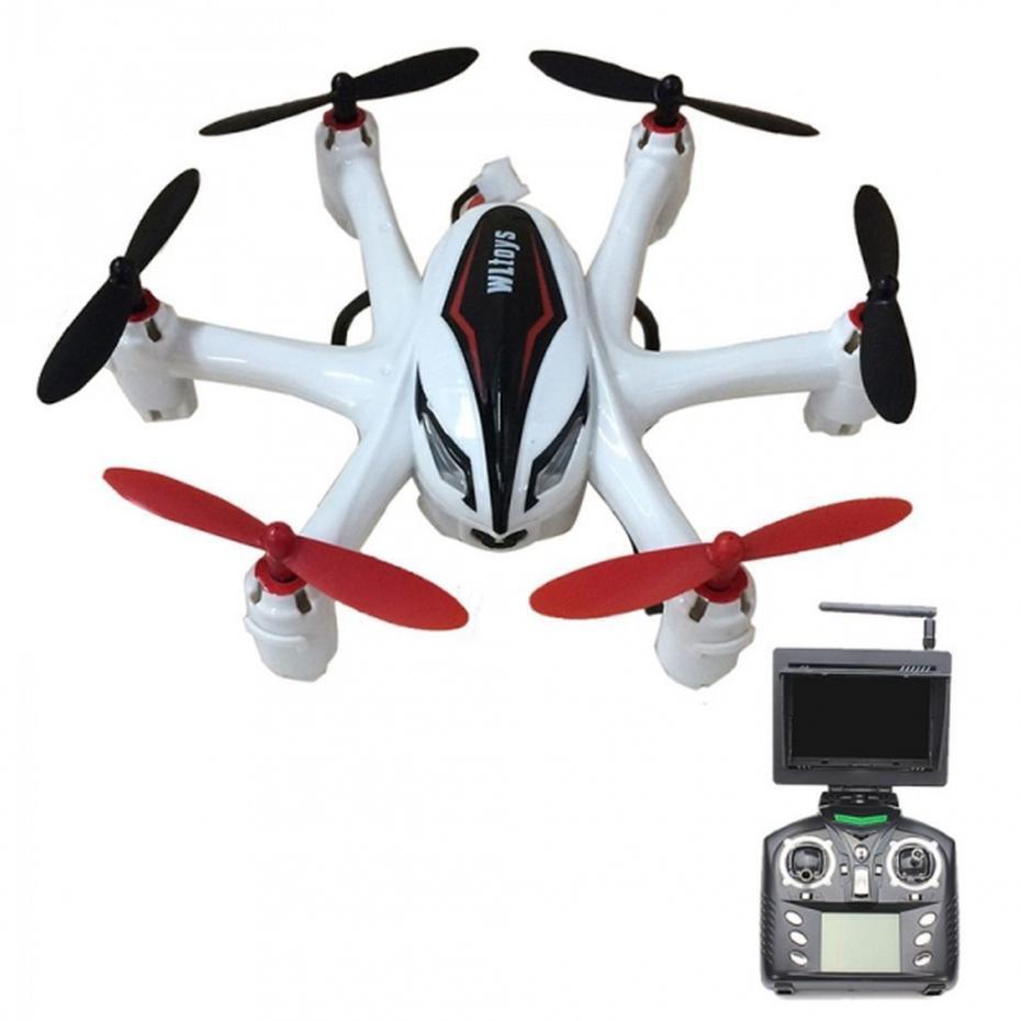 Wltoys Q282G FPV 2 4GHz 4CH 6 Axis Gyro 2 0MP HD Camera RC Quadcopter RTF