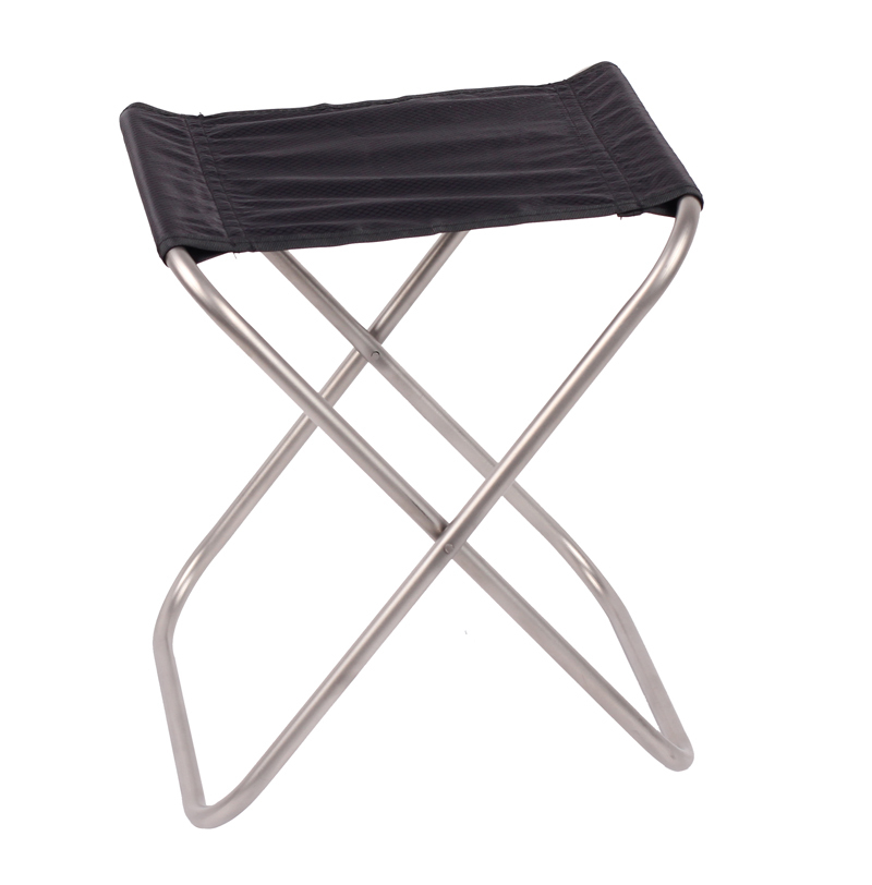Фотография Keith Titanium Folding Chair Camping Chair Outdoor Stool  247g KD501