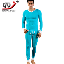 Winter Man Thermal Underwear Long Johns Set Top&Bottom Winter Tops Close-fitting Man Leggings Long John Set 3002-SY/CKU(China (Mainland))