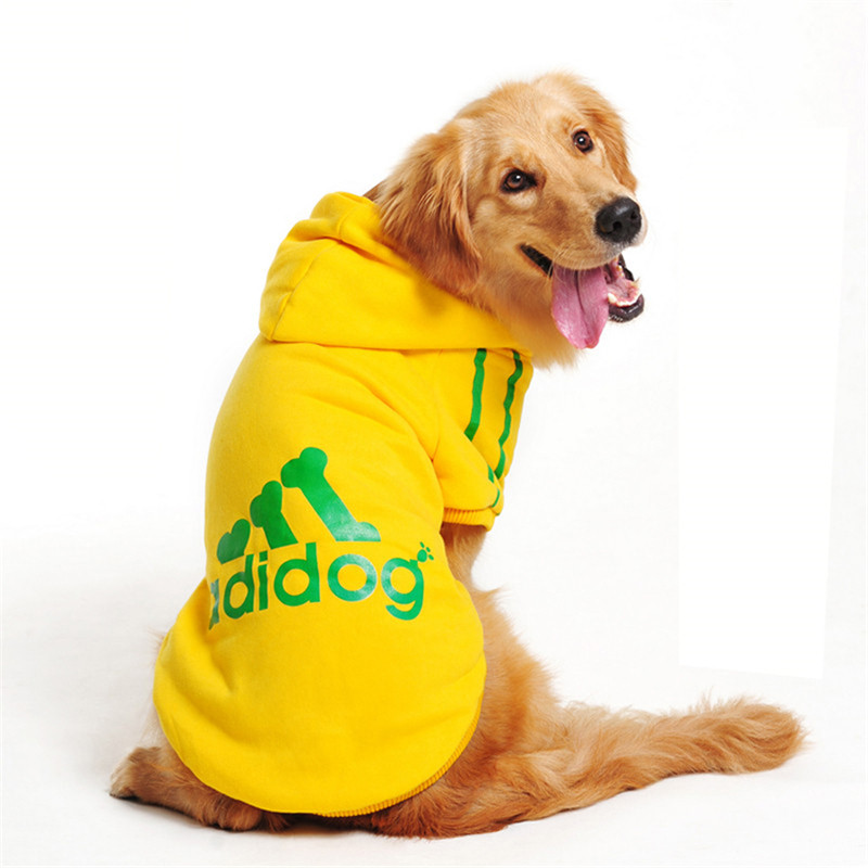 Big-Dog-Clothes-Sport-Adidog-Pet-Clothing-For-Large-Dogs-Hoodie-nGolden-Retriever-Coat-Labrador-Cotton