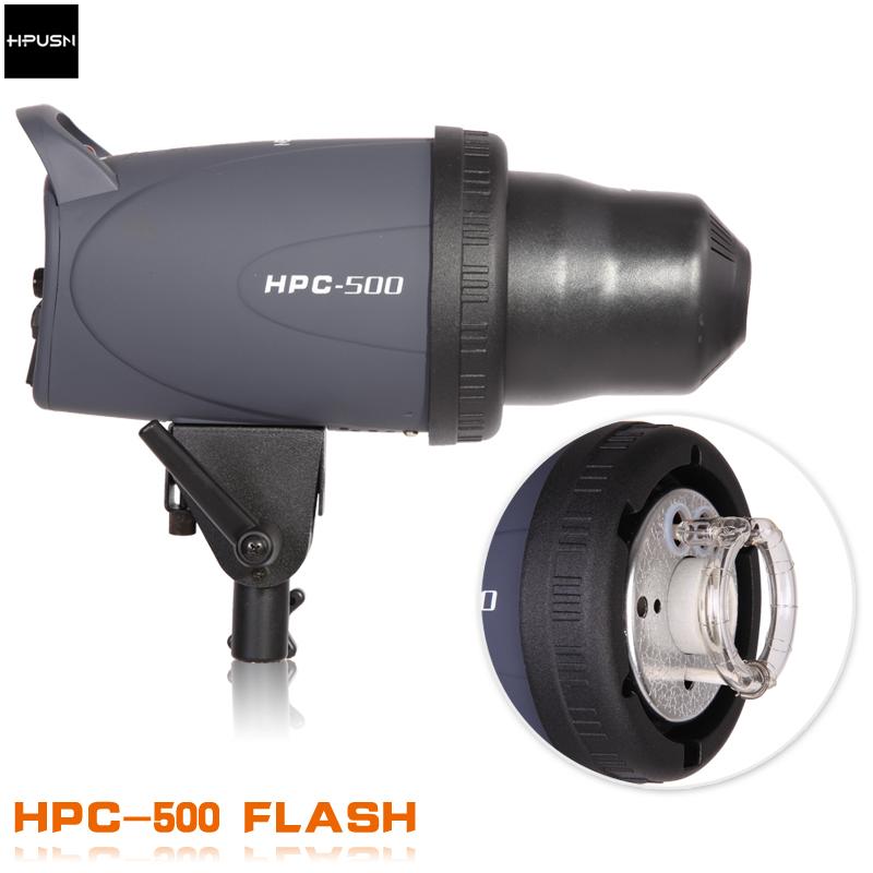 HPUSN 110V  Studio Professional Photo Photography  strobe photo flash light  Outdoor Flash Light<br><br>Aliexpress