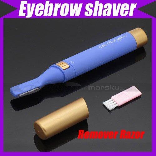 Cosmetic Precision Eyebrow Shaver Armpit Hair Wrist Leg Body Trimmer  Remover Razor trimming #3289
