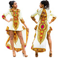 vestido de verano 2016 woman autumn dresses vintage clothes for women dashiki femme club party v