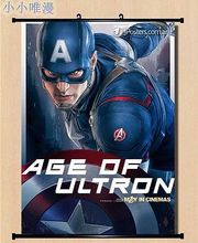 Avengers: Age of Ultron Home Decor Poster Wall Scroll Cosplay Anime Art