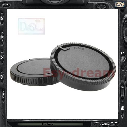 Rear Lens Cap Cover + Camera Front Body Sony Alpha Minolta AF DSLR mount PA331 - Cheap Photo store