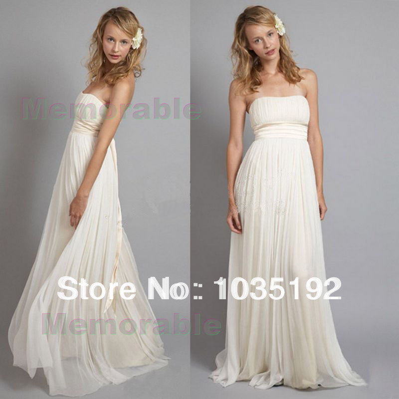 Dt392 cheap under 50 elegant 2015 white women ankle length for Cheap plus size wedding dresses under 50