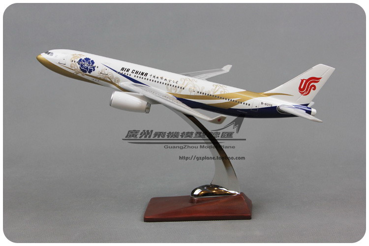 Resin model 32cm a330(China (Mainland))