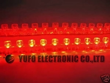 Free Shipping One Lot 1,Flexible Strip Red 72cm PVC Waterproof Neon Light LED(China (Mainland))