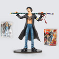 One Piece Action Figure Trafalgar D Water Law Sword PVC Doll Japanese Anime Model Toy 18