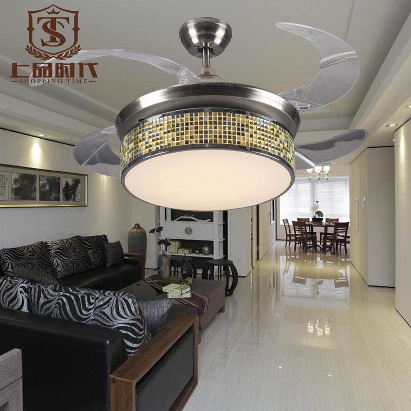 Compra ventiladores de techo de diseño online al por mayor ...