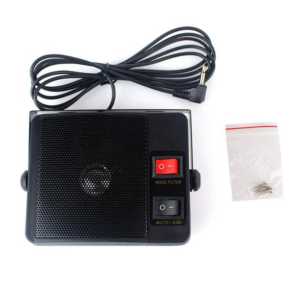 Hot Sale DIAMOND Speaker 3.5mm Jack TS-750 External Speaker for Walkie Talkie CB Radio(China (Mainland))