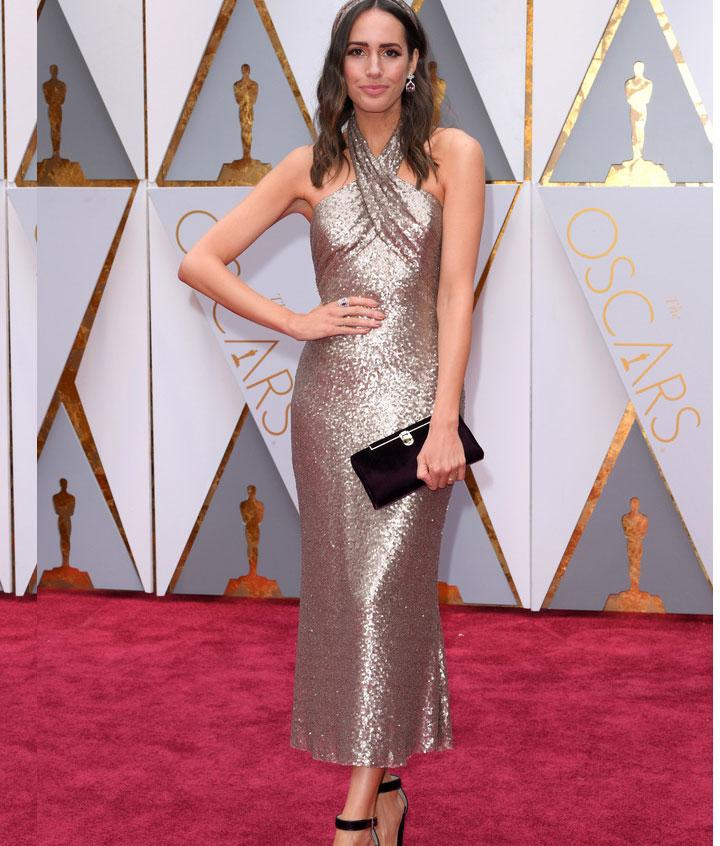 Anne Hathaway Oscar Gown プロモーション- Aliexpress.comでのプロモーション