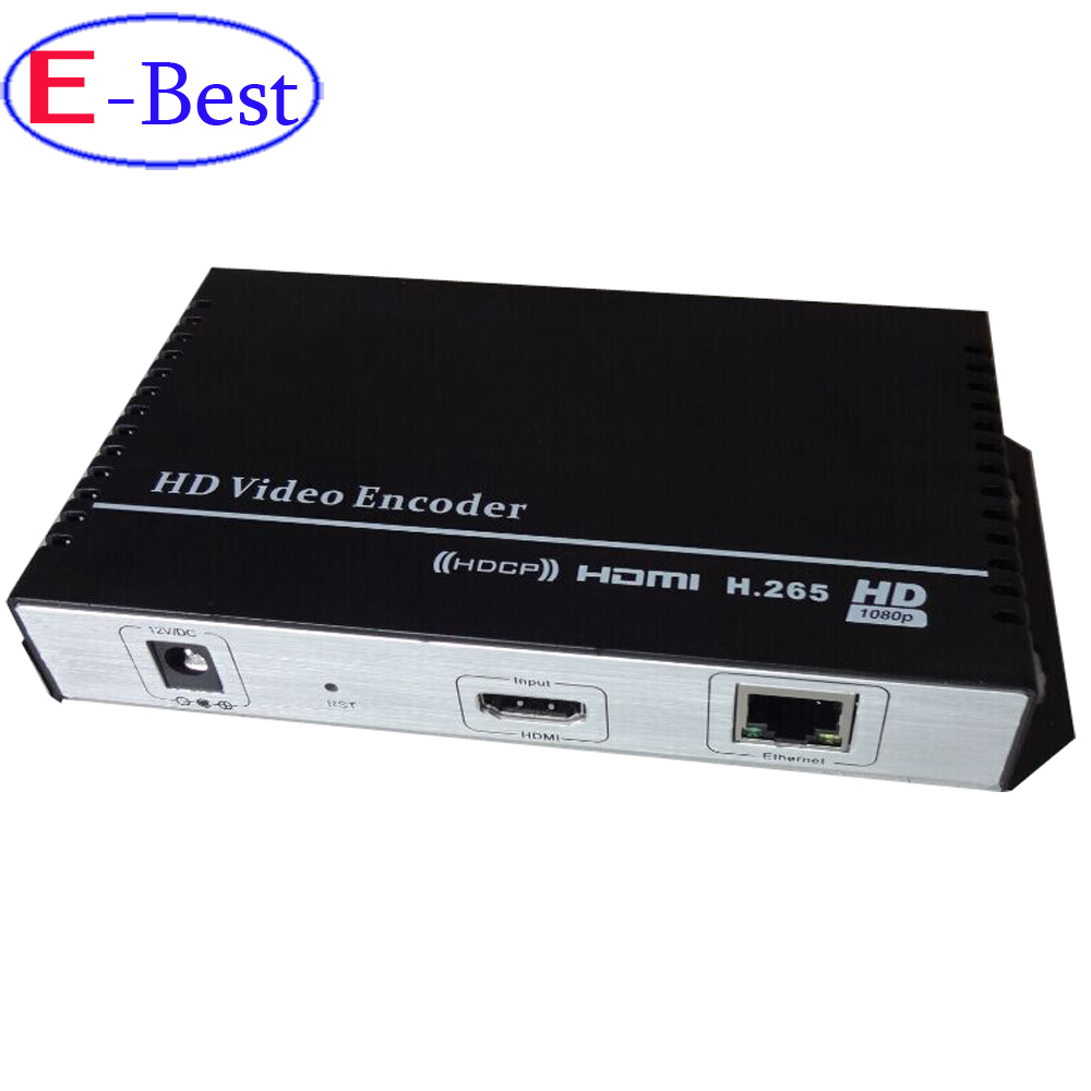 H.265 HDMI Encoder for IPTV, max input & output 1080P 60fps HDMI Video Encoder for Live Streaming Broadcast,HDMI Video Record(China (Mainland))