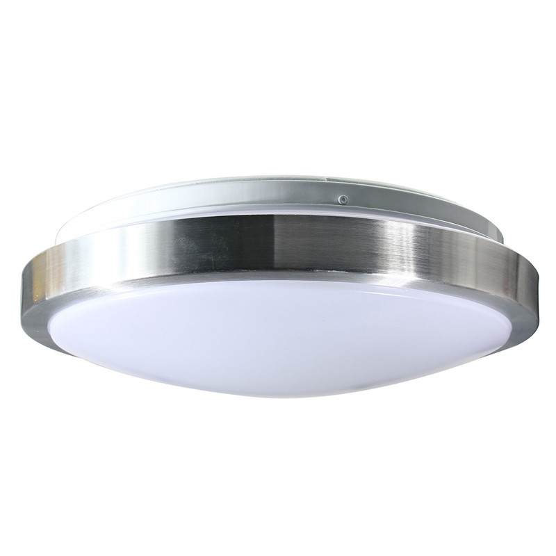 Hot Sale 18W LED 5730 40 SMD Single Skin Aluminum Ceiling Down Light Wall Kitchen Bathroom Lamp 220V Warm White/Cool White(China (Mainland))