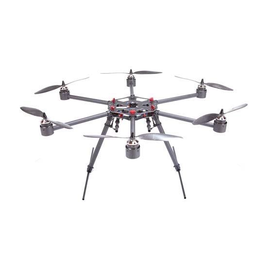 aliexpress com   buy flycker mh650 hexacopter frame kit carbon fiber rc multicopter multirotor